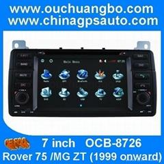Car GPS Navi Multimedia DVD System for Rover 75 /MG ZT (1999 onward)