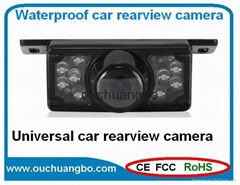 Ouchuangbo Car Rear View Parking Assistance Camera waterproof night vision