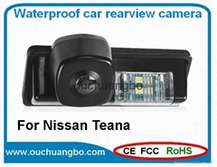 Ouchuangbo Car Rear View waterproof for Nissan Teana TV system