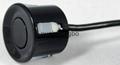 HOT OEM Parking Sensors Rear Electromagnetic LED Display 12V 4 System Radar  11