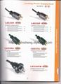 NEMA L6-30P Locking Power Supply Cord
