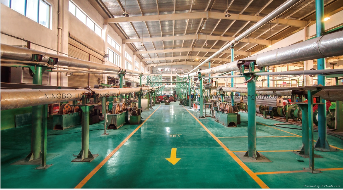 Rubber Cable Plant