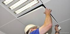 600*600mm Clip in Perforated Aluminum Ceiling Panel