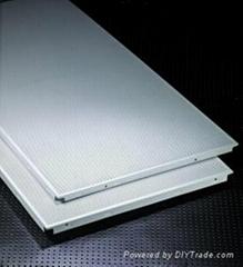2015 Fashionable Galvanized Steel False Ceiling