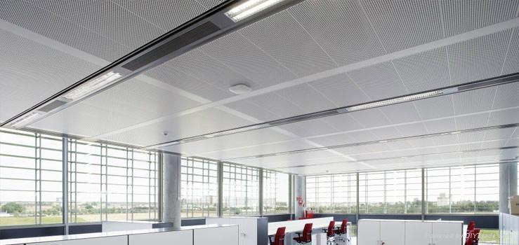 2015 Fashionable Galvanized Steel False Ceiling 4