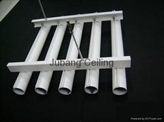 Aluminum Suspended Round Tube False