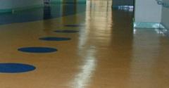 厦门市环氧树脂彩砂地坪