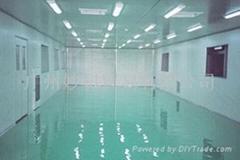 廈門市環氧樹脂自流平防靜電地板