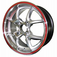 Aluminum Alloy Wheel Rims Truck Wheels