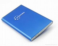 Rechargeable battery power bank 5600mAh for iPhone iPad mobile phone