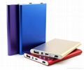 Slim battery power bank 5600mAh for Mobile phone iPhone Samsung