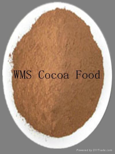 natural cocoa powder  (10-12%Fat) 1