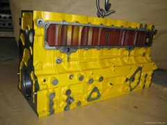 CAT engine parts Cylinder block 3066