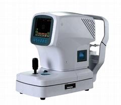 Auto refractometer with keratometer