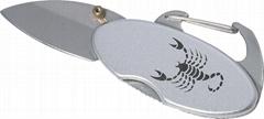 BLDGK-018S 带小刀爬山扣