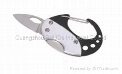 BLDGK-019 Mountain Clip With Blade (Promotion Gift)