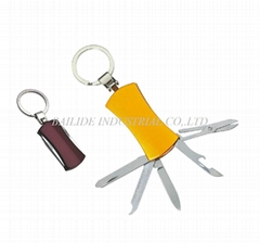 6 Functional Gift Knife For Outdoor Activity