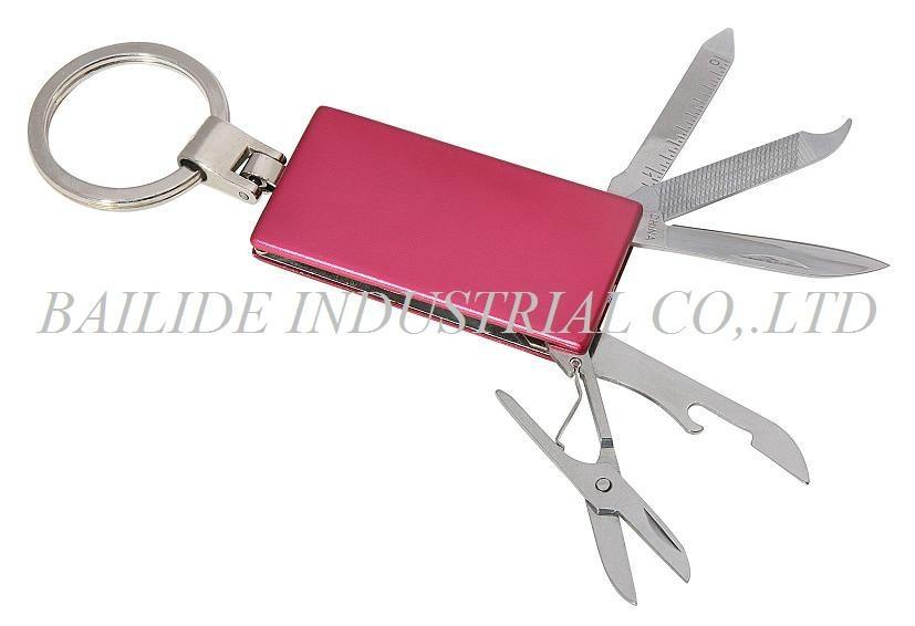 Five Function Pocket Knife
