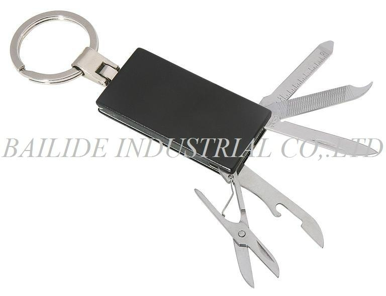 black gift knife