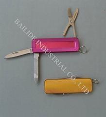 BLD-GK028 Multi Functional  Gift Knife For Camping