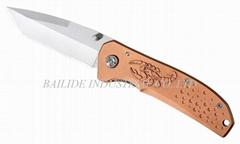 折叠刀 BLD-P013