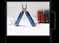 Stainless Steel Multi Tool Outdoor Hand Tools Pliers Pocket Tools BLD-CS008