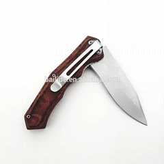 Folding Knife BLD-HR055  (Hot Product - 1*)