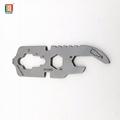 Multifunction Stainless Steel Tool Card