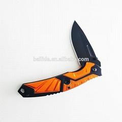 高品質戶外狩獵折疊刀 BLD-RD404