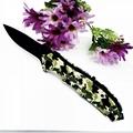Aluminum Handle Folding Knife