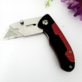 Stainless Steel Folding Utility Knife