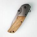 木柄戶外露營刀 5