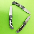 2019 New item Stainless Steel hunting knife 4