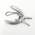 Multipurpose folding small gift plier