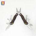 Multifunction portable pliers