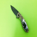 Stainless Steel Knife with plastic handle 2
