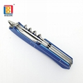 Multifunctional stainless steel pocket knife