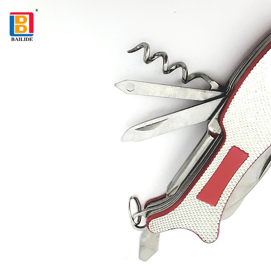 Fish shaped Stainless Steel Multi Functional Knife 3