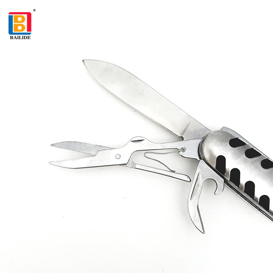 7 in 1 Stainless steel Multifunction knife  3