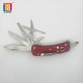Multi Function LED Torch Folding Knife 5