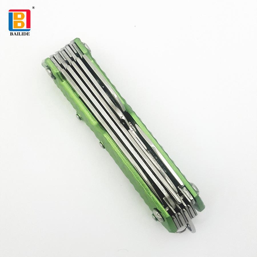 不鏽鋼口袋小刀 4