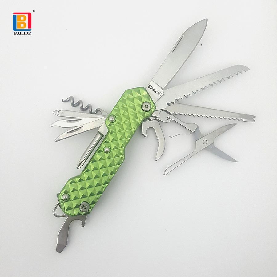 不鏽鋼口袋小刀 5