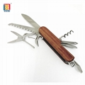 High Quality Rose Wood Handle