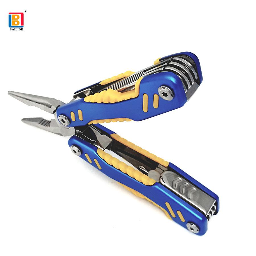 Multi tool pliers 13 function in 1 with folding knife 3