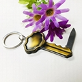Mini Antiqued Key Gift Knife