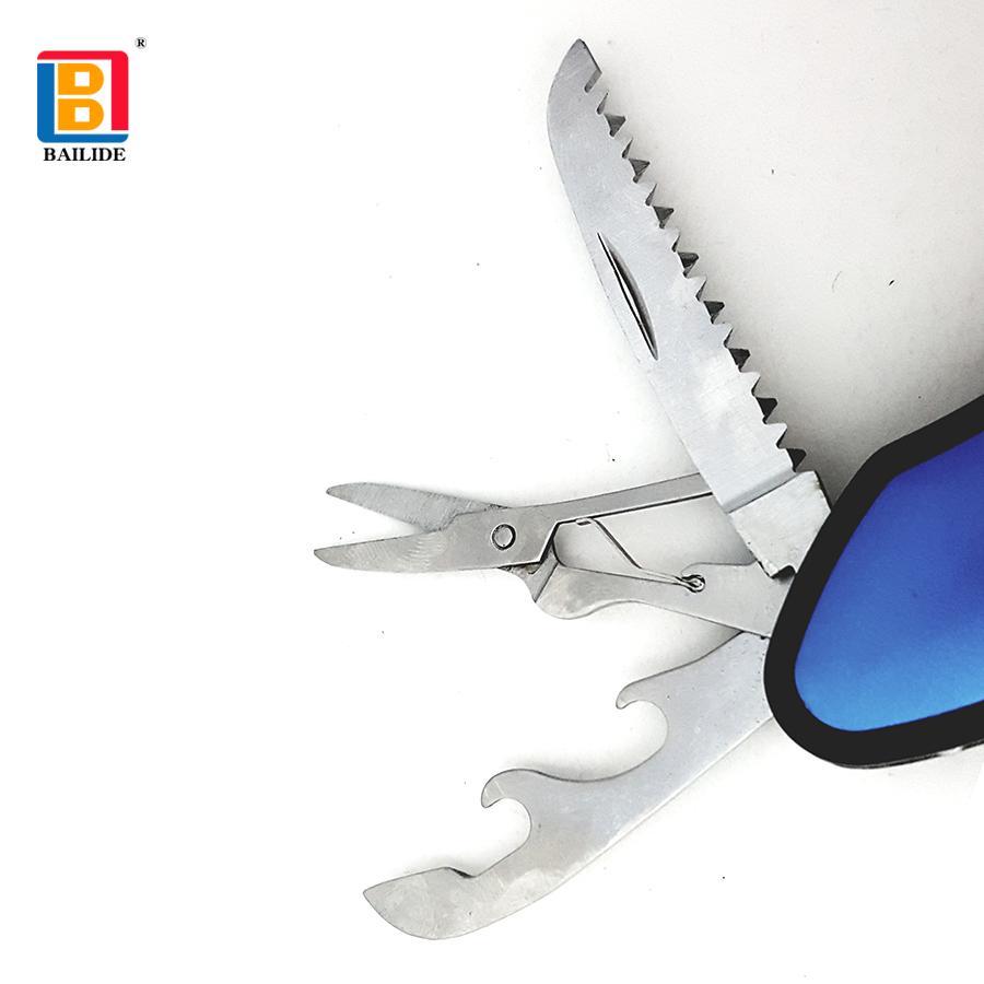 多功能6合一不鏽鋼小刀 4