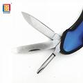 Multi function 6 in 1 Stainless Steel pocket Knife