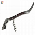 Corkscrew with rose wood handle 4