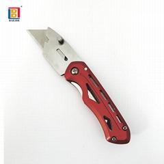 便携式折叠美工刀带夹