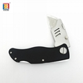 High Quality Folding Portable Utility Knife with clip 3